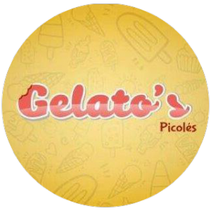 Logo Gelatos para descontos